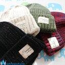 パッピングニット帽子(4colors)