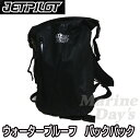 【JETPILOT/ジェットパイロット】2016モデルWATERBOMB BACK PACKメンズ バッグパック