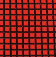 HYDRO-TURFツートン汎用トラクションマット(テープ無し)カットワッフルRED/BLACK※キャンセル不可※代引き不可※納期が約1ヵ月かかりますの画像