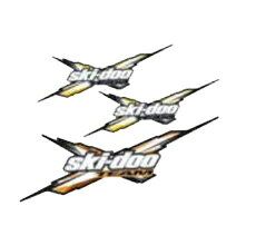 【ski-doo】SKI-DOO X-TEAM KIT