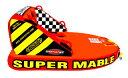 SPORTSSTUFF(スポーツスタッフ) SUPER MABLE (スーパーマーブル) 3人乗り 【トーイング チューブ】