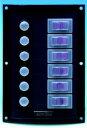 パネルスイッチ、スイッチパネル6ブレーカーパネル(IP53)