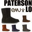 EMU エミュー EMU PATERSON LO (WATER PROOF) パターソンロウ スエード/シープスキン ブーツ【RCP】