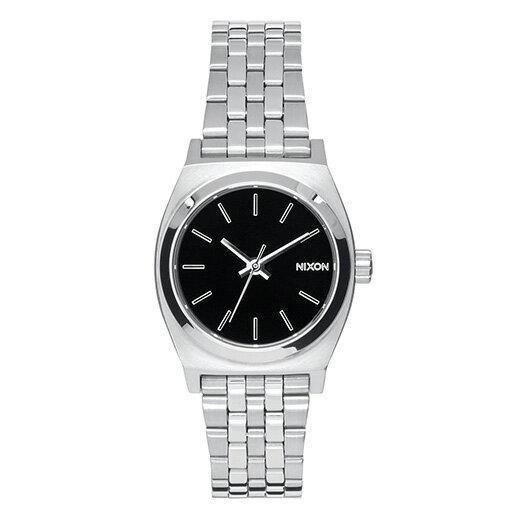 NIXON ニクソン 腕時計 SMALL TIME TELLER BLACK NA399000-00 /レディース【RCP】