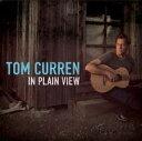 TOM CURREN トム・カレン In Plain View イン・プレーン・ビュー/CD サーフミュージック【コンビニ受取対応商品】【ゆうパケット対応】【RCP】