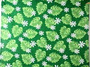Hawaiian cloth green lau hala pattern [RCP] 02P11Jun13