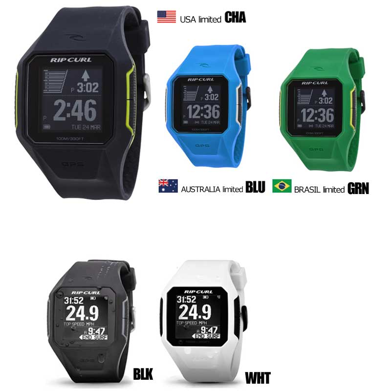rip curl gps watch instructions