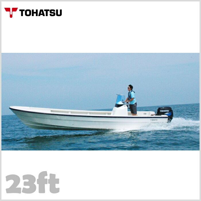 TOHATSU トーハツ 船体 プレジャーボート...の商品画像