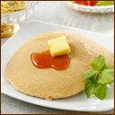 北海道産ライ麦を配合したパンケーキのセット【ライ麦パンケーキと燻製バターセット】