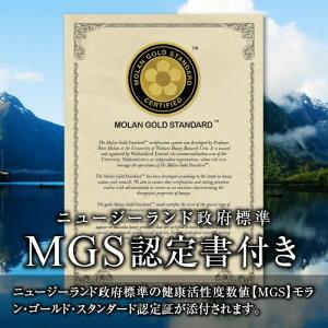 【送料無料】☆お試し価格☆医療の国際規格マヌカハニーMGS12+(MGO400)500g(遮光容器入り)試験分析書&MGS認定証付き非加熱無添加100%天然はちみつ