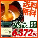 【期間限定!全員お試し価格OK】マリリニュージーランド マヌカハニー 16+ / MG 600 25