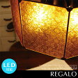 【REGALO:レガロ】ペンダントライト LED電球対応 アンティーク レトロ モダン 3灯 ガラス シーリングライト プルスイッチ 点灯切替 シンプル ノスタルジック 可愛い おしゃれ 天井照明 リビング用 ダイニング用 寝室 和室 北欧 照明 インテリア照明
