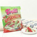 ショッピング子供 トローリ 【Trolli】 ウォーターメロン (100g) グミ キャンディ 子供向けおやつ 海外組 スイカ