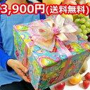 【くだものギフト】【あす楽】【送料無料3,900円】オリジナ...