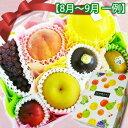 [あす楽][送料無料]彩りフルーツセットS[お誕生日][敬老の日][売れ筋][人気][御供][お供え] [果物ギフト][御祝い][内祝][贈り物][御見舞]【楽...