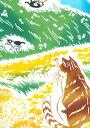 [戸田屋商店]手ぬぐい たんぽぽに猫手ぬぐい(手拭い)・風呂敷(ふろしき)・扇子専門店