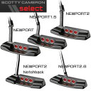 NEW models are available! !Scottie Cameron select putter
