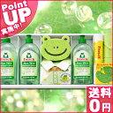 [フロッシュ]froschキッチン洗剤ギフトセット アロエベラ50【送料無料】/あす楽【楽ギフ_