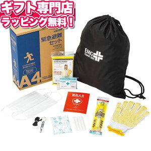 緊急避難10点セット【送料無料】送料込価格ギフトセッ