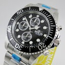"""Invicta Men's 1768 """"Pro Diver Collection"""" Stainless Steel Watch インビクタ インビクタ メンズ 腕時計 プロダイバー コレクション 1768"""