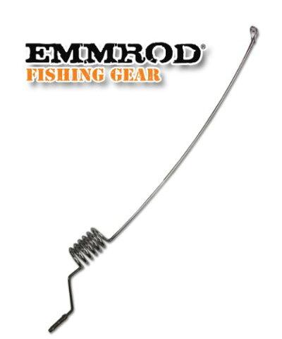 """釣竿 釣り 魚釣り ロッド Emmrod TopWater Fishing 20"""" Stainless Rod End Only Stainless (6 Coil)"""