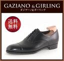 """送料無料 ガジアーノ&ガーリング Gaziano & Girling メンズ 革靴 紳士靴 ビジネス ビジネスシューズ 高級 本革 通勤 """"OXFORD"""" IN BLACK CALF - GG06"""