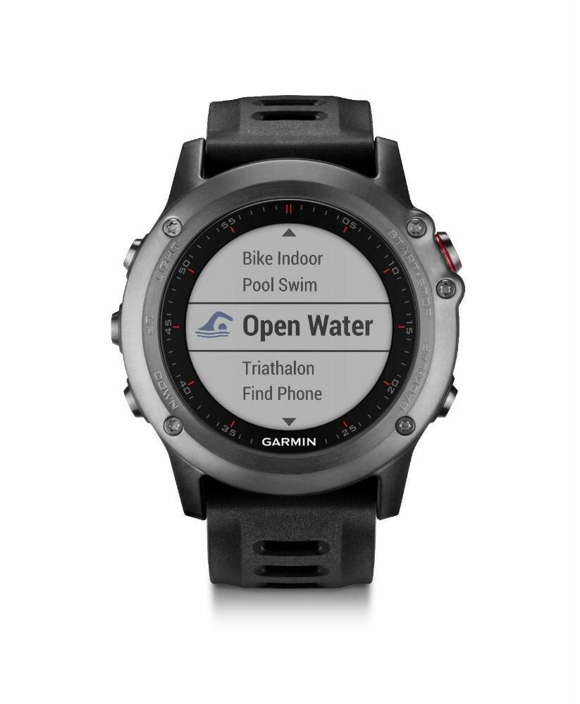 Garmin fenix 3 ガーミン フェニックス 腕時計 アウトドア GPS ナビゲーション 010-01338-00