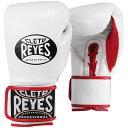 REYES レイジェス ボクシング グローブ ボクシンググローブ ホワイト 白 メキシコ製
