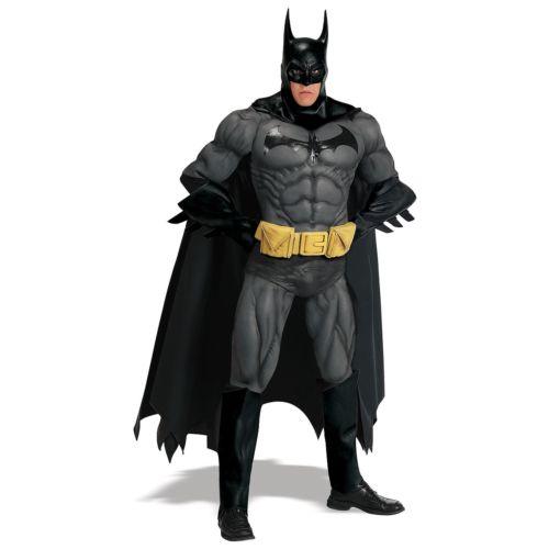 Batman バットマン 大人用 男性用 メンズ Collector's Edition Superhero ハロウィン コスチューム コスプレ 衣装 変装 仮装