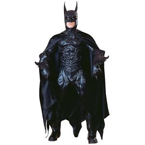Batman バットマン 大人用 男性用 メンズ Superhero Collector's Edition ハロウィン コスチューム コスプレ 衣装 変装 仮装