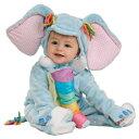 【全品ポイント5倍】ベイビー Elephantベイビー クリスマス ハロウィン コスチューム コスプレ 衣装 変装 仮装