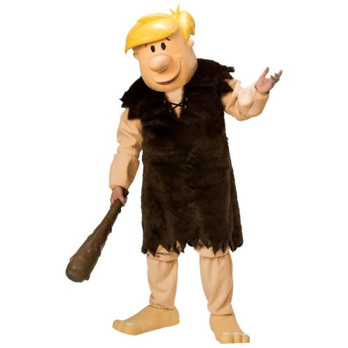 Barney Rubble Mascot 大人用 The Flintstones ハロウィン コスチューム コスプレ 衣装 変装 仮装