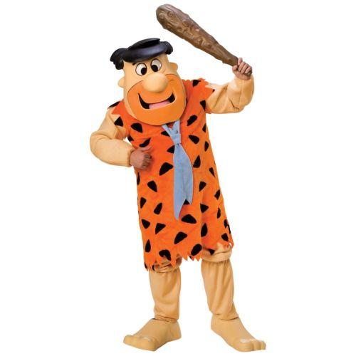 Fレッド Flintstone 大人用 Mascot The Flintstones ハロウィン コスチューム コスプレ 衣装 変装 仮装