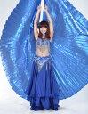 プロフェッショナル ダンス ベリーダンス 衣装 360° Isis Wings 11 カラー コスチューム ダンス 衣装 発表会