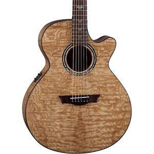 ディーン Dean Performer Ultra Quilt Acoustic-エレキギター エレクトリックギター Natural ディーン Dean Performer Ultra Quilt Acoustic-エレキギター エレクトリックギター Natural
