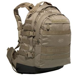 Boyt Harness TAC040 Tactical Large Backpack - Tan TAC040TAN/カメラバッグ/カメラケース/Bag/Case/カメラ/camera/アクセサリー BHTAC040TN