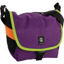 クランプラー/Crumpler 4 Million Dollar Home Shoulder Bag Purple/Olive Green MD4002-P01P40/カメラバッグ/カメラケース/Bag/Case/..