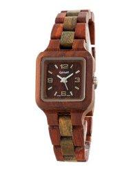 TENSE テンス木製腕時計 ウッドウォッチレディース ラウンドウッド L4300I TENSE テンス 木製 腕時計 カナダ ウッド ウォッチ 時計 木目