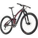 ナイナー/Niner JET 9 RDO 5-Star Limited Edition Complete Mountain Bike - 2015 Black/Red/アウトドア/バイク/自転車/マウンテンバイク/Mountain Bikes
