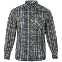 Berghaus Explorer ECO Shirt - Long-Sleeve - Men's Olive Big Check アウトドア メンズ 男性用 シャツ Button-Down Shirts