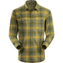 Arc'teryx Gryson Shirt - Long-Sleeve - Men's Autobahn Aspen アウトドア メンズ 男性用 シャツ ジャケット Flannel Shirts And Jackets