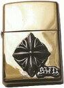 ショッピングライター ビルウォールレザー BWL Bill Wall Leather ZL120 ブラス ニュークロス ZIPPO ライター zippo 真鍮 カスタム タバコ 煙草