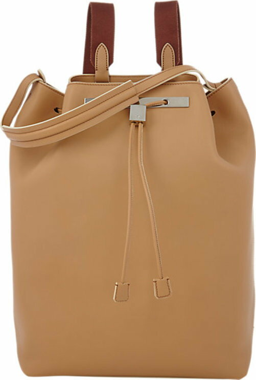 The Row Drawstring Backpack