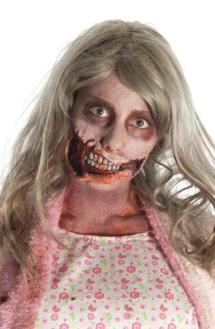 ウォーキング・デッド The Walking Dead Little Girl Make-Up Prosthetic Accessory コスチューム ハロウィン コスプレ 衣装 仮装 大人用 面白い ホラー 怖い 学園祭 文化祭 学祭 大学祭 高校 イベント