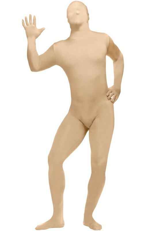コスプレ コスチューム 全身タイツ スキンスーツ 爆笑 一発芸 大人用 (Nude) 衣装 大人用 面白い 2013年 学園祭 文化祭 大学祭 ハロウィン 結婚式二次会 仮装 変装:Mars shop