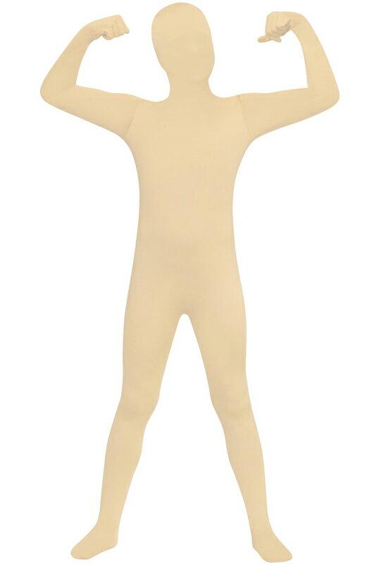 ハロウィン コスプレ 全身タイツ スキンスーツ 爆笑 一発芸 子供用 (Nude) 衣装 男の子 女の子 小学生 かわいい 面白い 2013年 新作 学園祭 文化祭 大学祭 コスチューム 仮装 変装:Mars shop