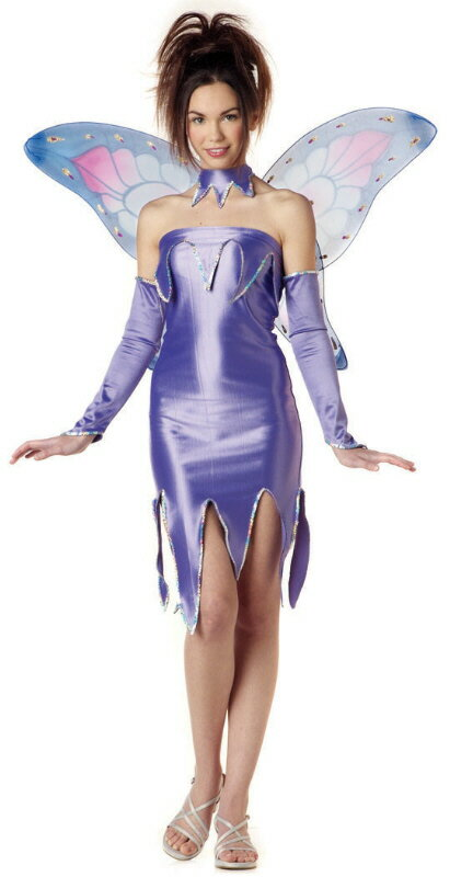 ハロウィン パーティ コスチューム Twilight Fairy ティーンサイズ 衣装 大人用 面白い 妖精 Fairy 学園祭 文化祭 大学祭 コスプレ 変装 仮装:Mars shop