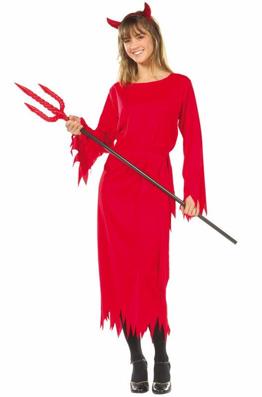 ハロウィン パーティ コスプレ デビル デビル 悪魔 Girl ティーンサイズ 衣装 大人用 面白い 2012年 学園祭 文化祭 大学祭 コスチューム 変装 仮装:Mars shop