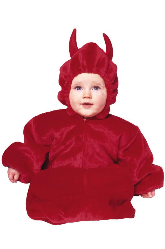 ハロウィン パーティ コスプレ デビル Little デビル 悪魔 Bunting 幼児,子供用 衣装 幼児 赤ちゃん 0歳 1歳 かわいい 面白い 学園祭 文化祭 大学祭 ベビー服 出産祝い 誕生日 お祝い コスチューム 変装 仮装:Mars shop