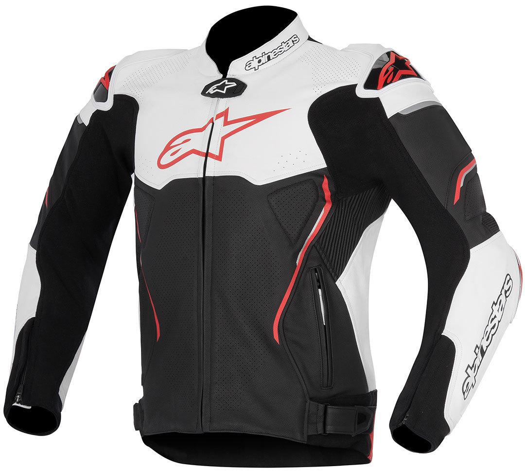 アルパインスターズ Alpinestars Atem 2015 バイク用品 メンズ バイクウェア モトクロス レザージャケット 革ジャン ライダースジャケット